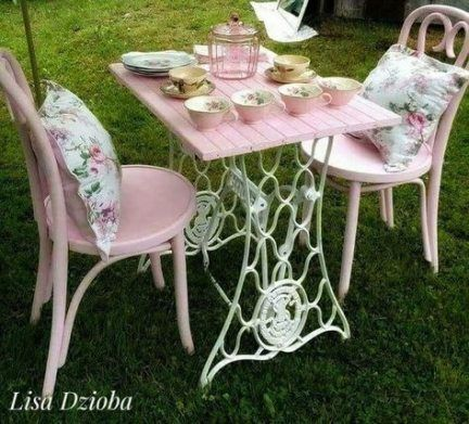 Photo of 69 Ideas Sewing Machine Singer Shabby Chic For 2019