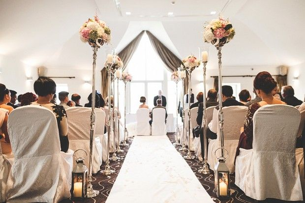 A Seriously Stylish Wedding At Tulfarris By Art