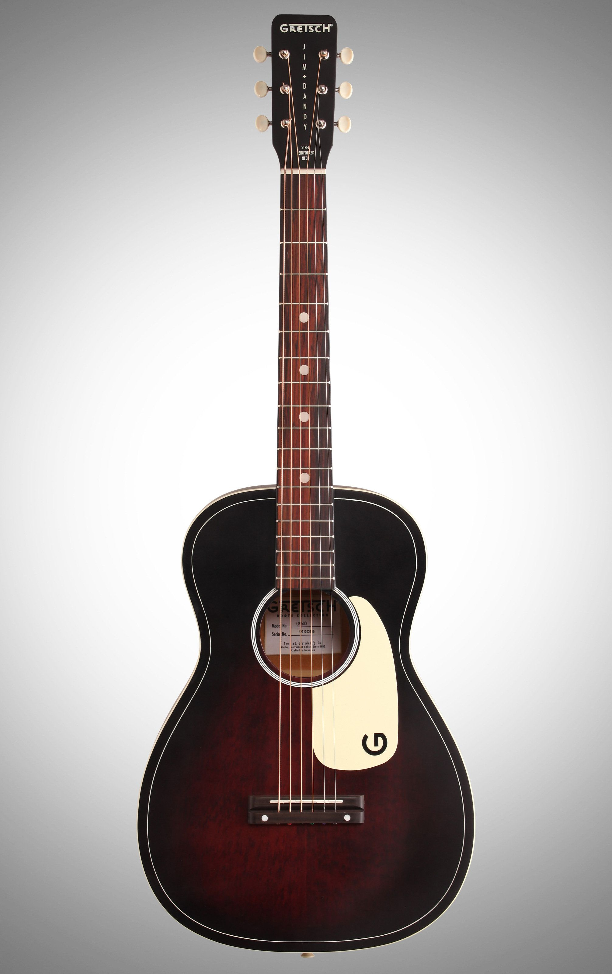 Gretsch G9500 Jim Dandy Parlor Flat Top Yamaha Guitar Acoustic Guitar Guitar