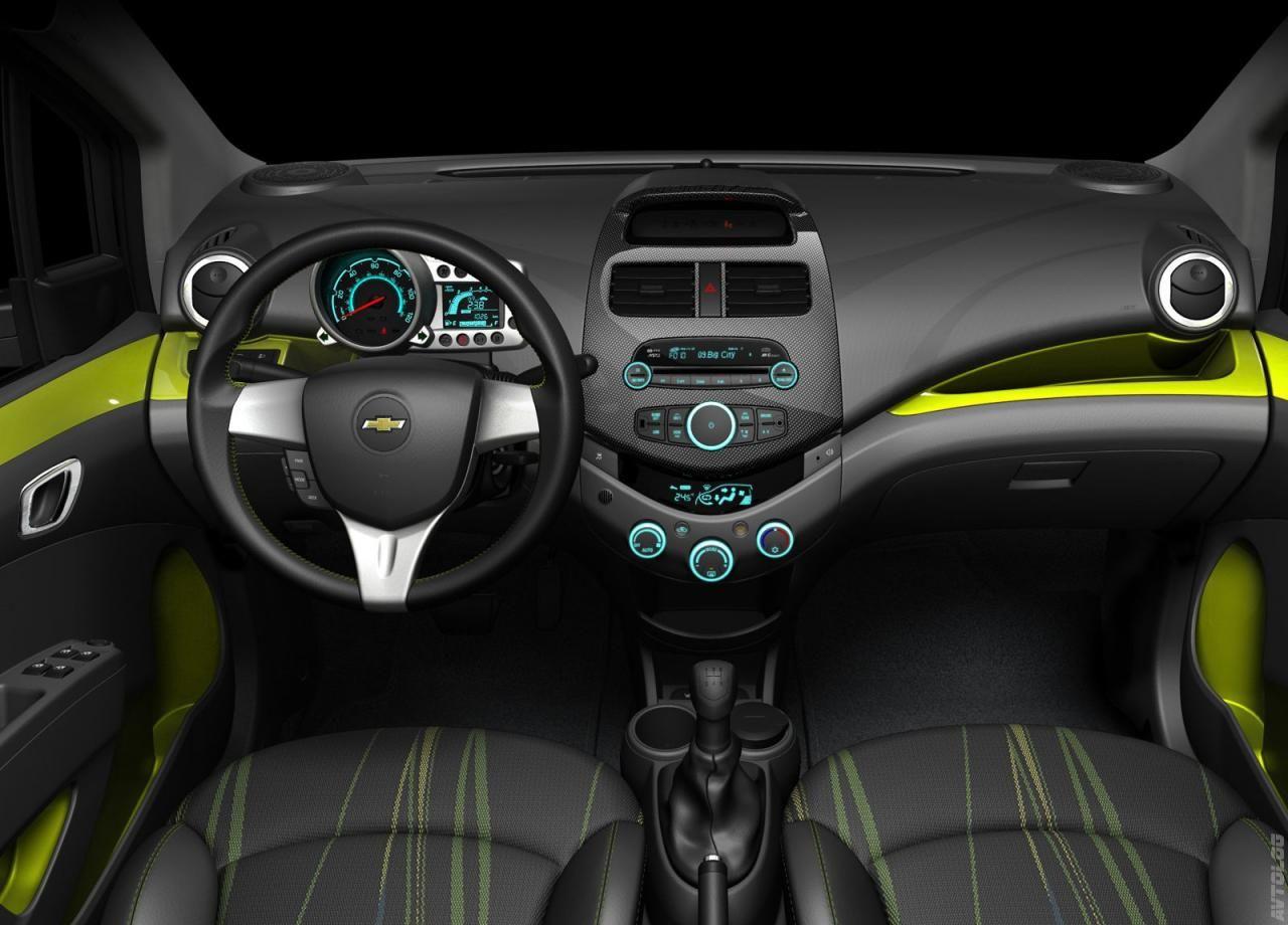 2010 Chevrolet Spark Interior Chevrolet Spark Chevrolet Spark