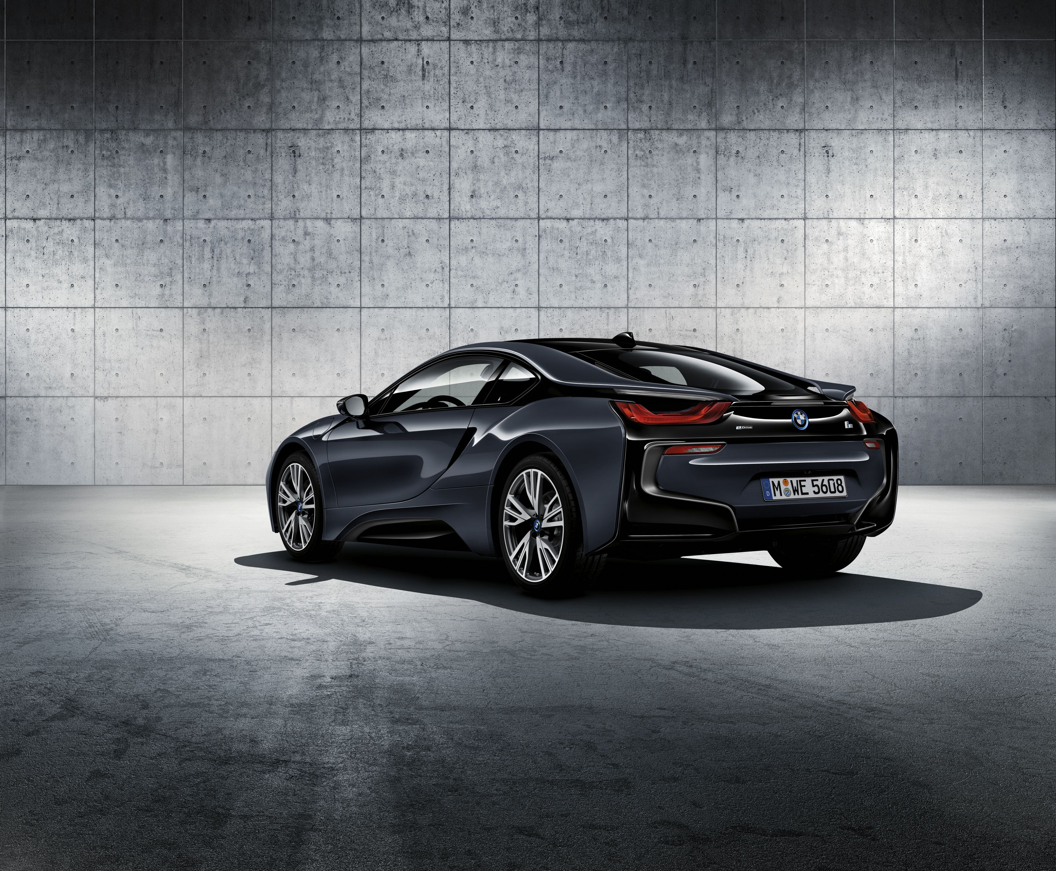 BMW I8 Coupe Protonic DarkSilverEdition Special Edition EDrive