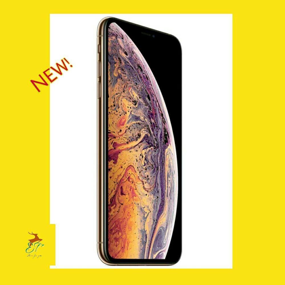 Apple iPhone XS Max 64GB Gold Verizon Unlocked AT&T