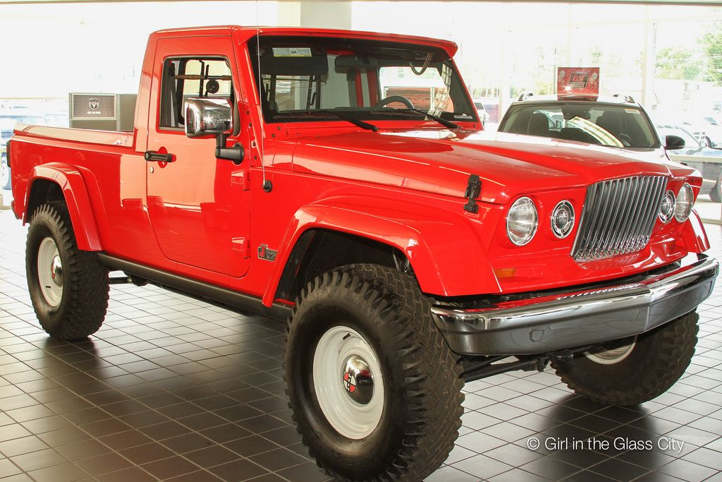 All sizes | Jeep Concept J12 at Yark Chrysler Jeep Dodge Ram ...