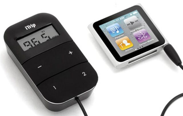 Griffin iTrip Universal Puts Your MP3s On the Radio