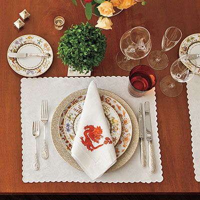 Table Setting Tips | China, Table settings and Formal table settings