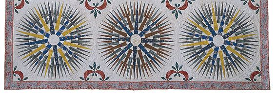 Art of the Needle: 100 Masterpiece Quilts from the Shelburne ...