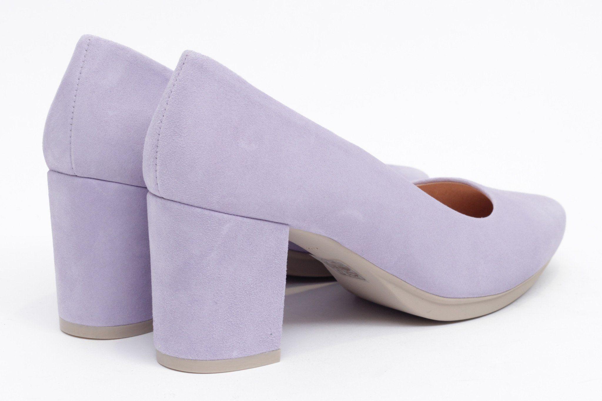da4e53aa miMaO Urban S Lila – Zapato mujer salon de tacon rosa vestir cómodo - women  high