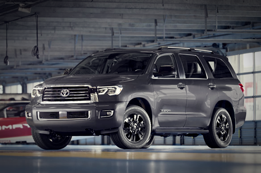 2019 Toyota Sequoia Redesign The Brand New 2019 Toyota Sequoia Might