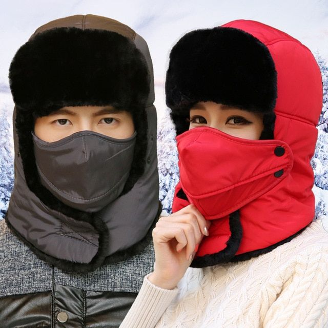 2018 Winter Face Mask Hood Balaclava Motorcycle Men Hat Caps for Ski  Snowboard Hunting Hat Female Winter Neck Warm Masks Scarf Review 2d6ae409cbd