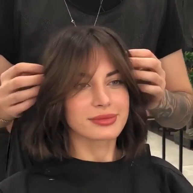 Easy Short Hair Cut #easyshorthairstyles