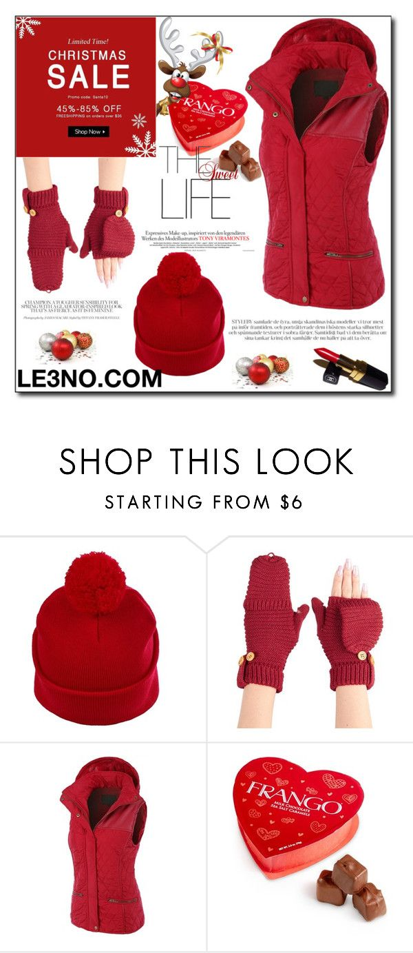 """""""LE3NO Clothing XIII"""" by esma178 ❤ liked on Polyvore featuring LE3NO, Frango, Chanel, le3no and le3noclothing"""
