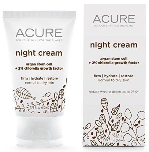 Acure Organics Night CreamåÊ1.75 Fl Oz * This Is An Amazon