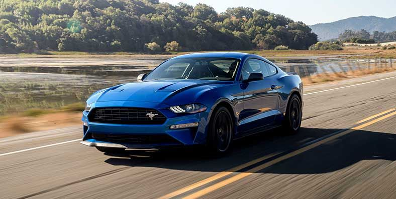 Ford Mustang 2020 Ecoboost Review Legitimate Claim As A