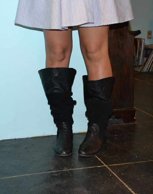 DIY « Prevent saggy boots. Why didn't I think of that?