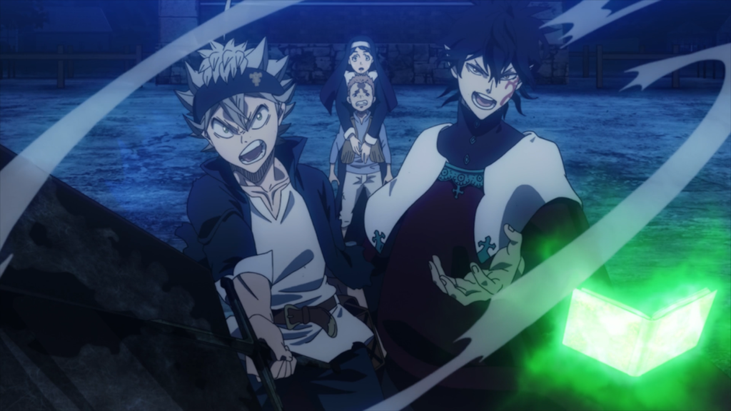 Black Clover Manga Celebrates Five Years With Special Art From Director Black Clover Anime Black Clover Manga Anime