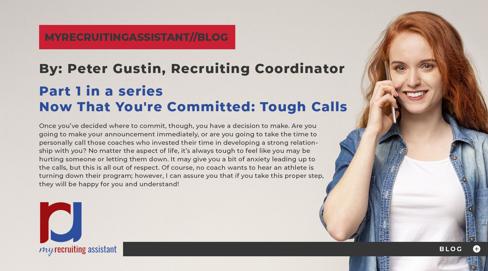 Making Your Commitment Is The Most Exciting Part Of Your Recruiting Journey But Making Sure You Call The Other Schools You Did N In 2020 Recruitment How To Make Tough