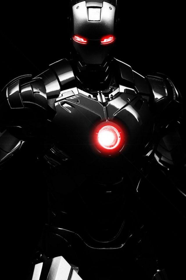 640 Black Iron Man L Jpg 640 960 Pixeles Fond D Ecran Avengers Fond D Ecran Telephone Art De Bob Marley