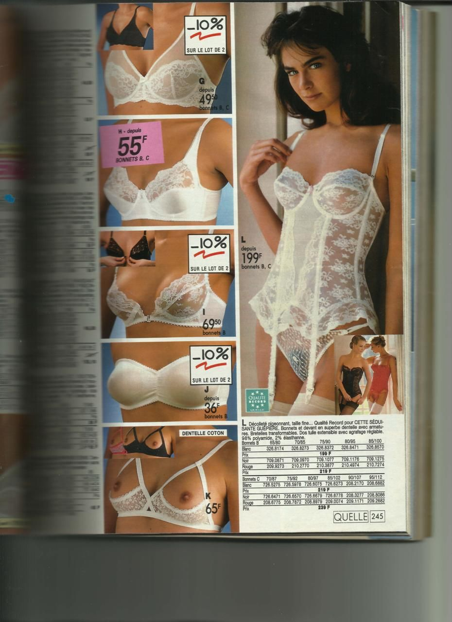 newest a3c6f 9b338 French Quelle Catalogue | top_Satin_Lace