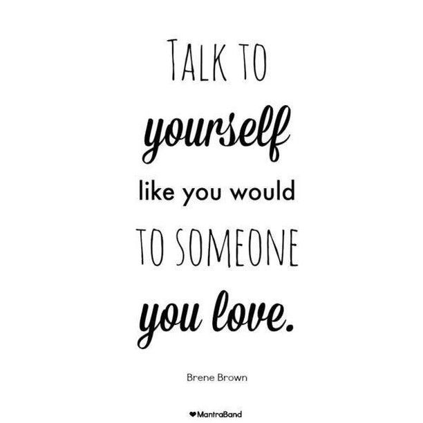 Hablate a ti mismo como lo harias a alguien que amas. #loveyourself #amate #Sabado #vamoaetooo