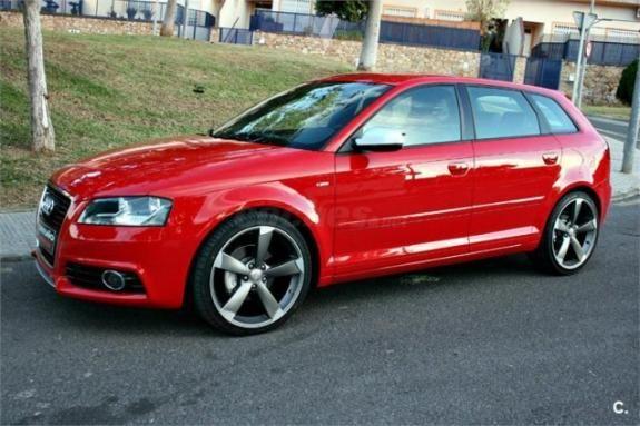Audi A3 Sportback 2 0 Tdi 140cv Ambition 5p En Murcia Vibbo 77765955 Anuncios Clasificados Autos