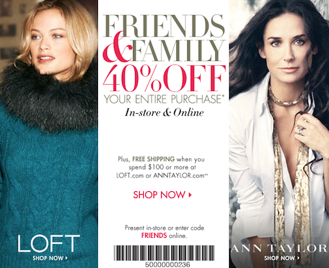 Ann Taylor Loft Promo Codes By Using These Loft Coupons It Is Easy To Get Your Casual Garments To More Sophisticated Levels That Is Certainly Mainly Because