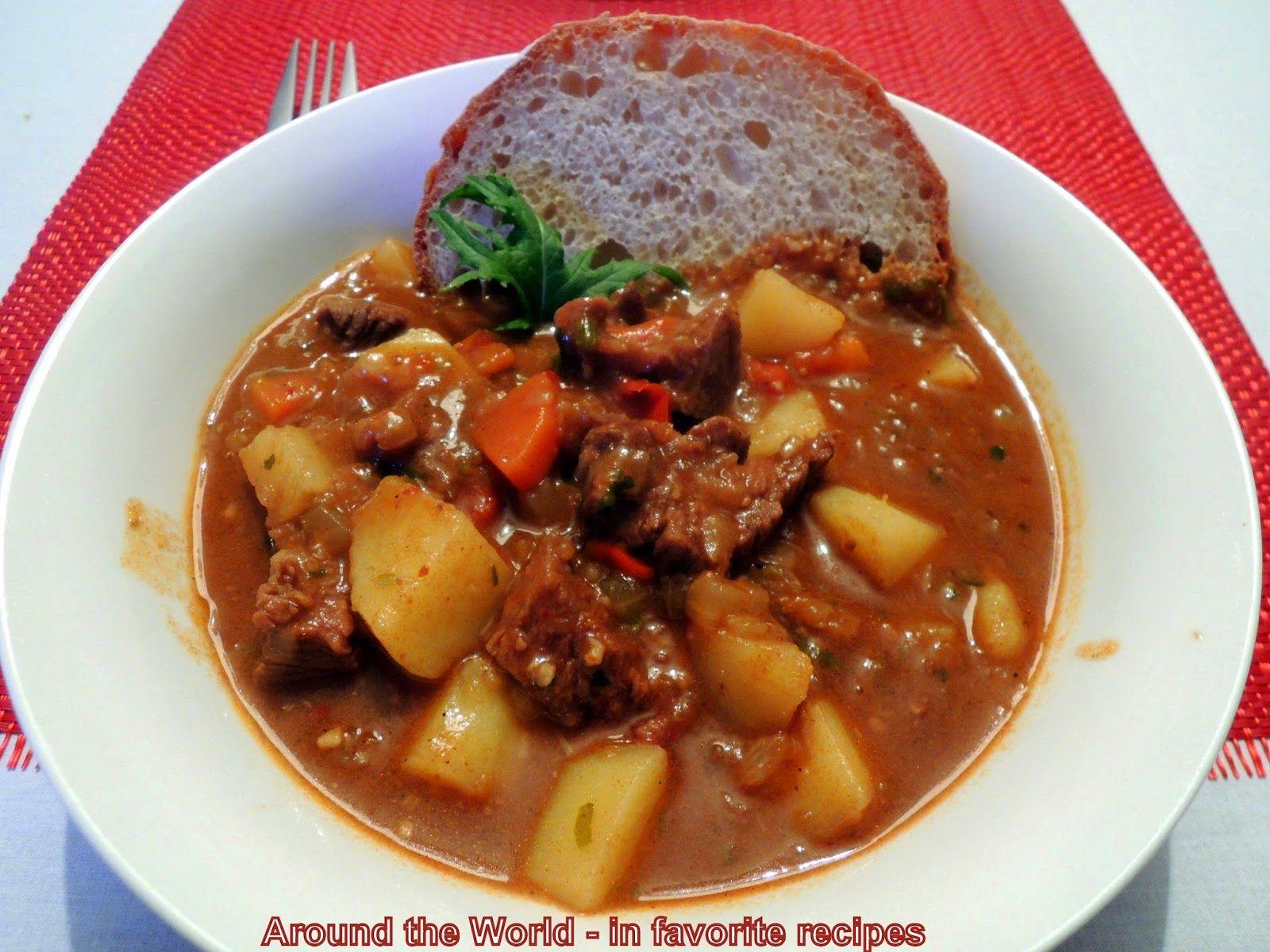 Hungarian goulash slovenian way blogs de recipes slovenian yummy hungarian goulash slovenian way blogs de recipes forumfinder Images