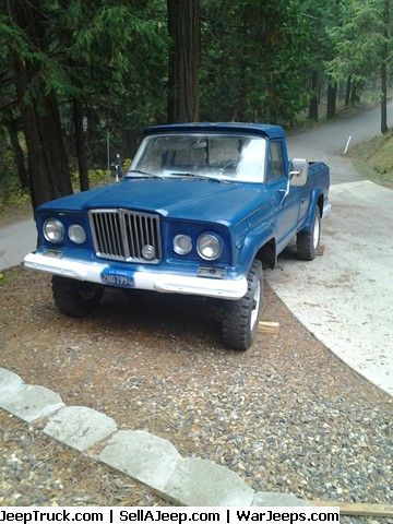Enjoyable 1970 Jeep Gladiator J 3000 Stock 8 Cyl Runs Good And 4Wd Is Wiring 101 Vihapipaaccommodationcom