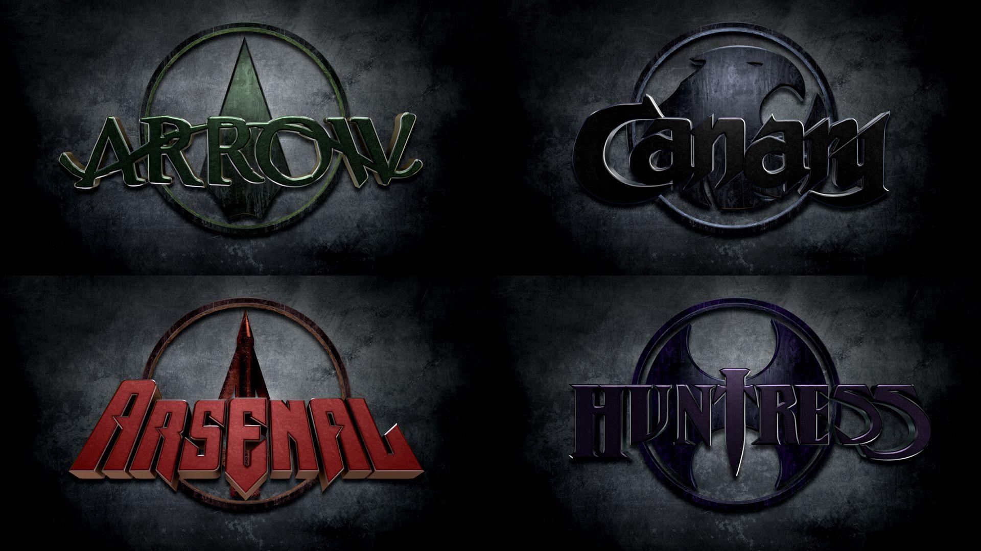 Team Arrow logos Team arrow, Dc comics logo, Arrow cw