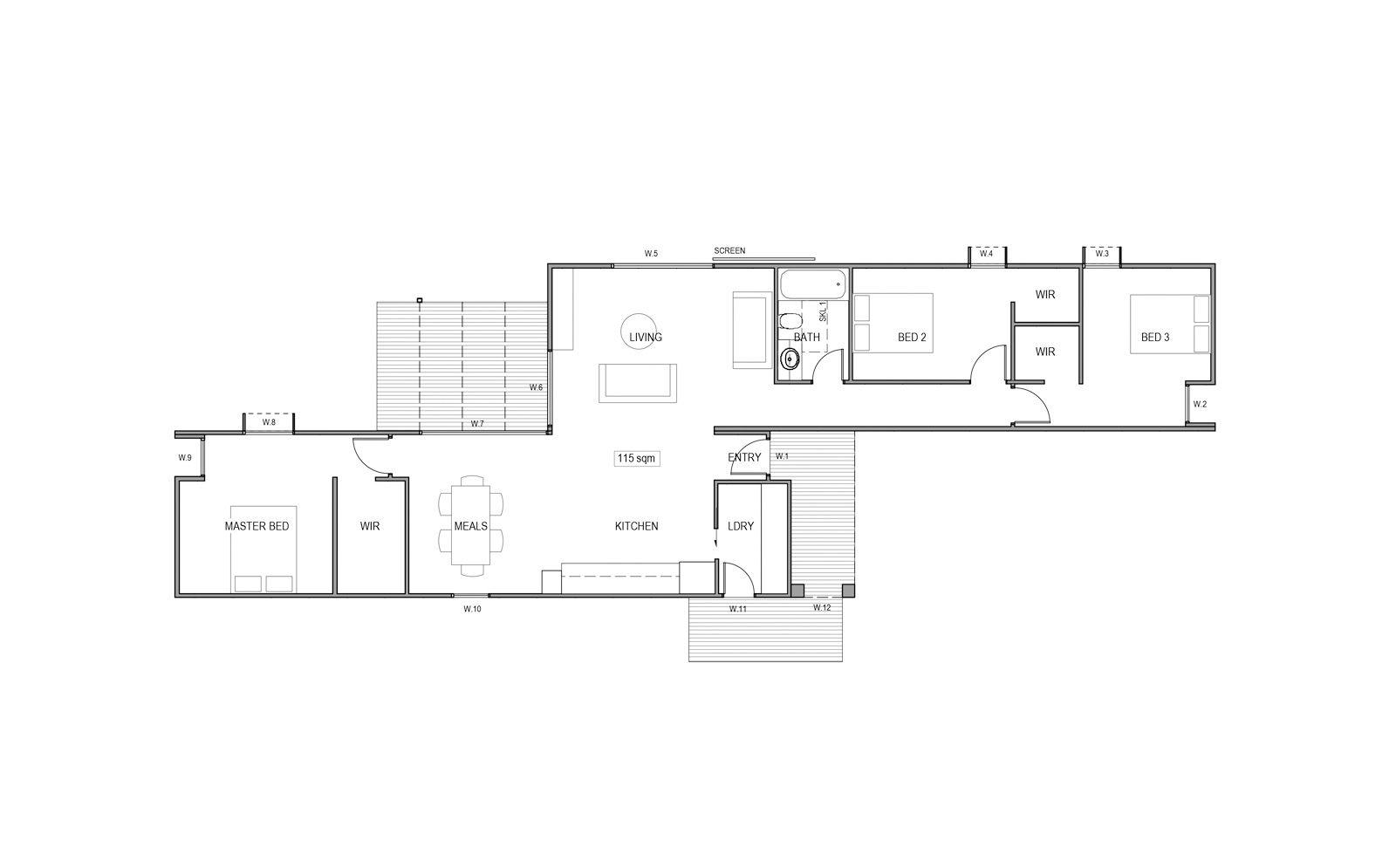 Modern modular home   Prebuilt Residential – Australian prefab homes ...