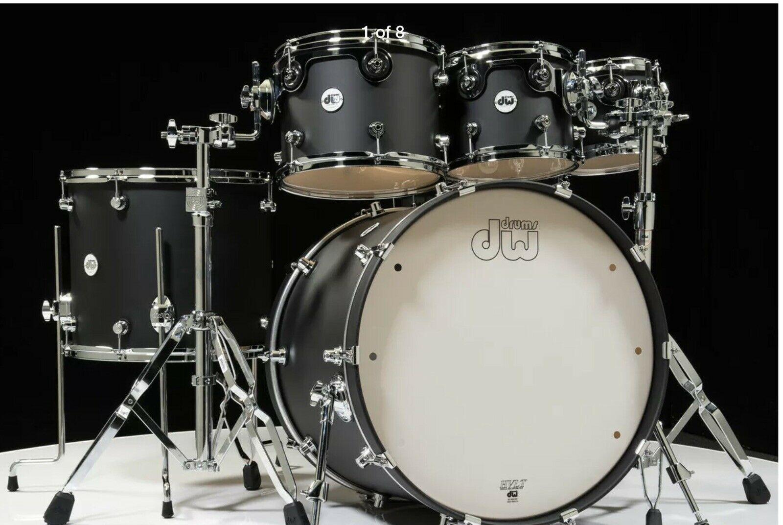 Dw drum set in 2020 drum set drums dw drums