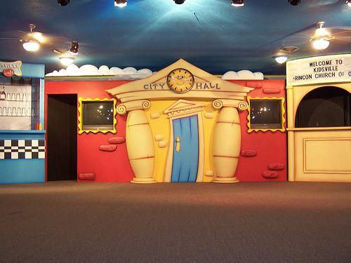 Children S Ministry Set Rincon Cog Stages Kids Stage