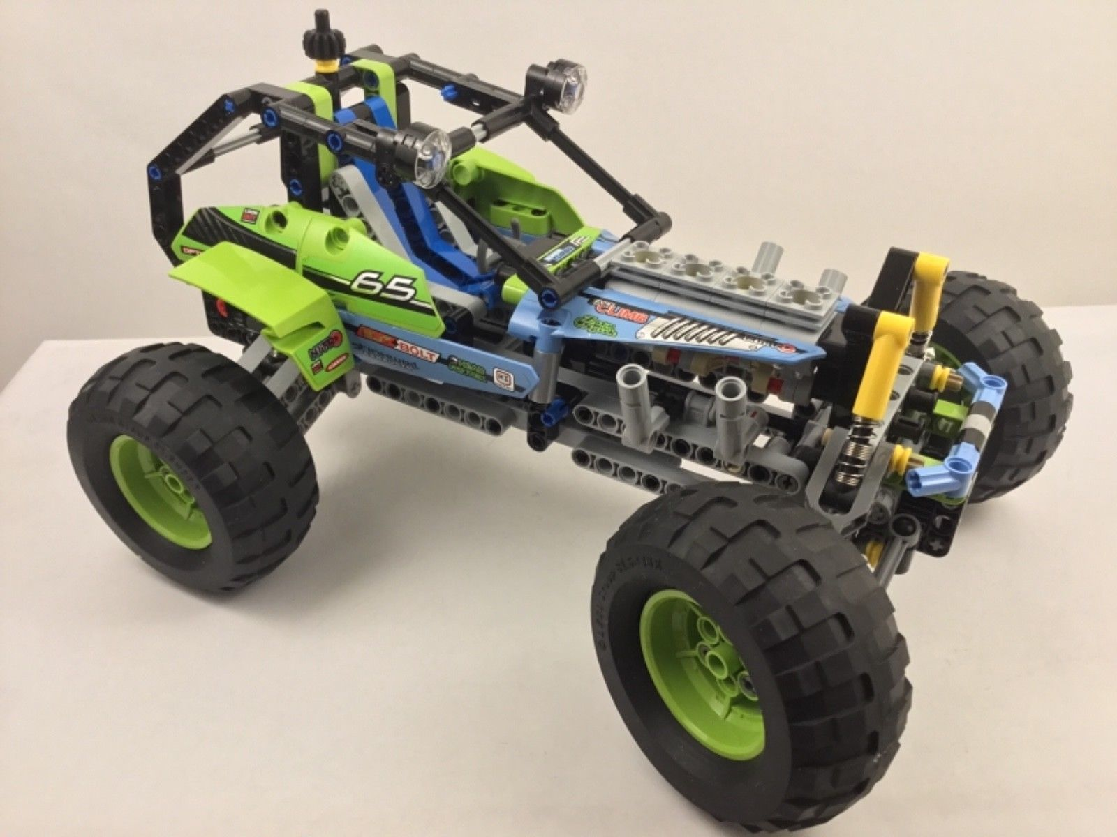 LEGO TECHNIC FORMULA OFF-ROADER BUILDING SET 42037 | LEGO