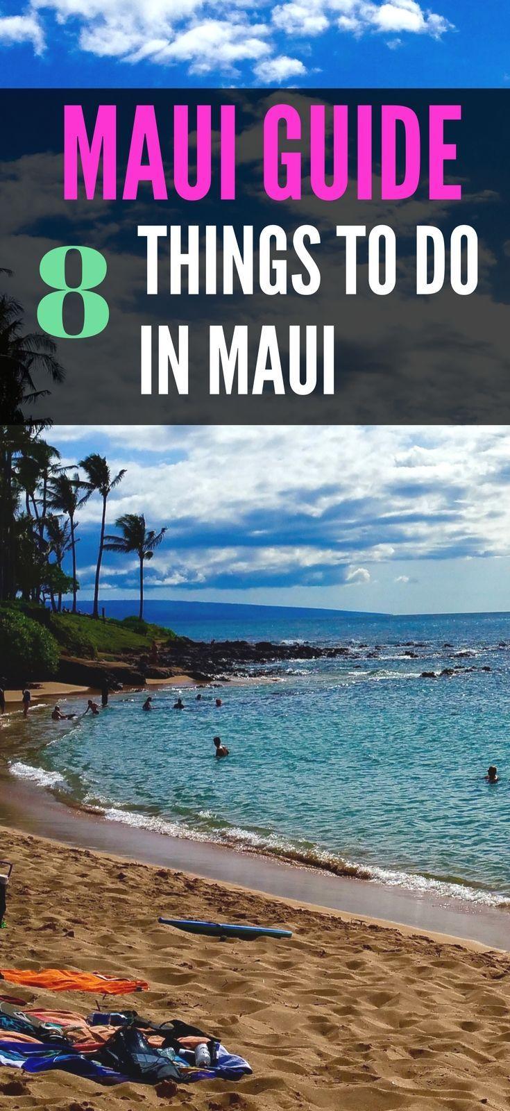 8 Awesome Things To Do In Maui Guide To Maui Maui