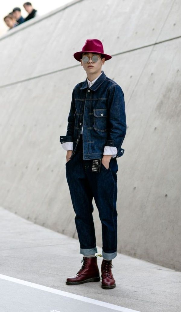 42 Most street style outfits for men in winter