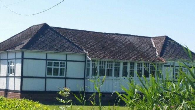 Asbestos Cement Roof Tiles To A 1920s Cottage Newport Gwent Uk House Styles Cottage Newport Gwent