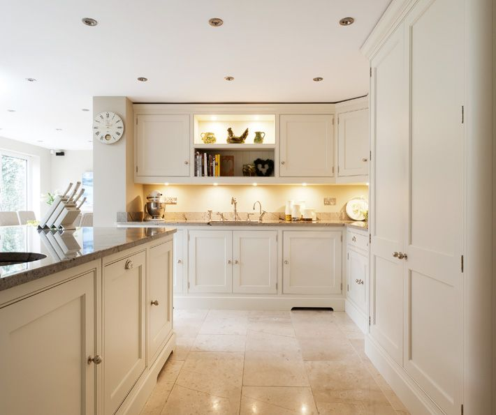 Bespoke Kitchen Design Painting timeless painted design  bespoke kitchens  tom howley | avdb