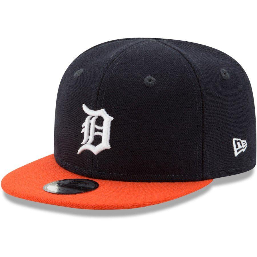 super popular 9bab1 c6c7e Infant Detroit Tigers New Era Navy My First 9FIFTY Adjustable Hat,  19.99