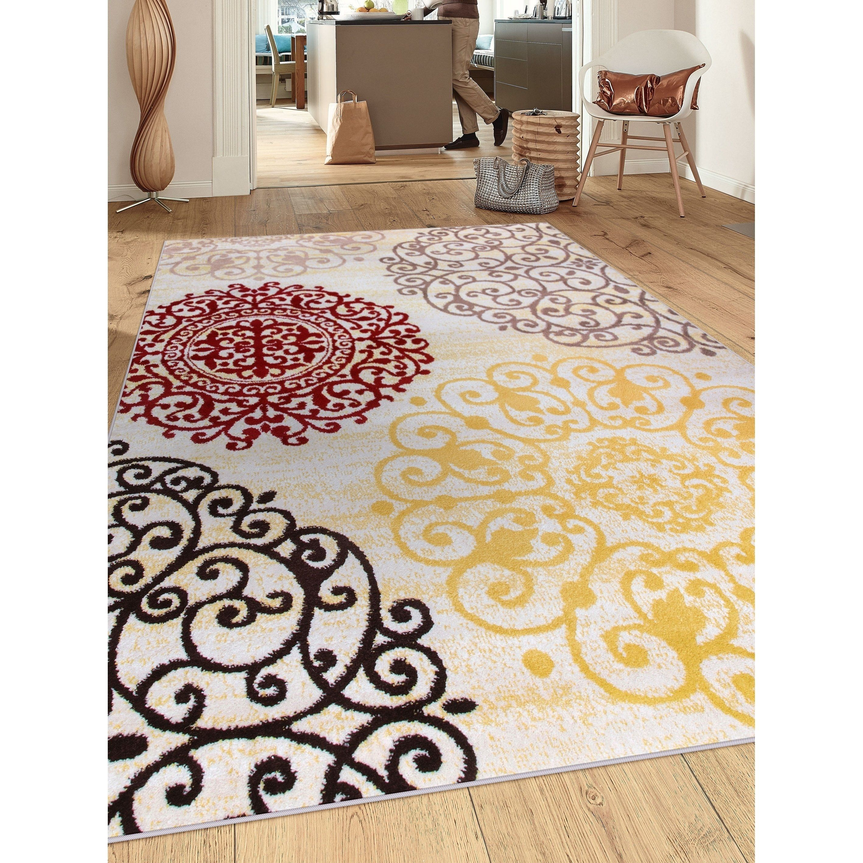 Overstock Com Online Shopping Bedding Furniture Electronics Jewelry Clothing More Floral Area Rugs Modern Area Rugs Area Rugs