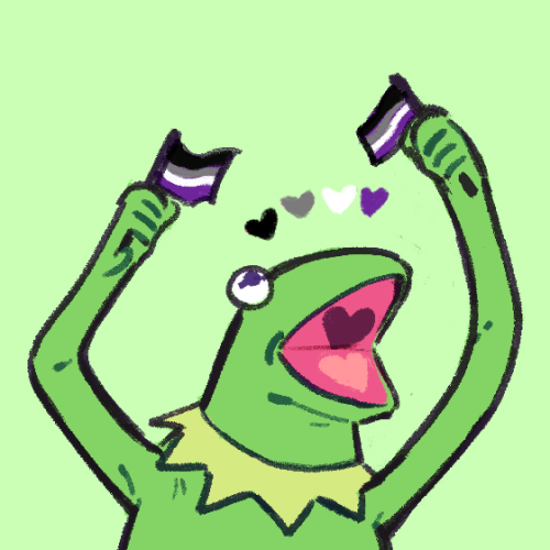 """hannibalsketches: """" officialqueer: """" capri-sunqueen: """" pizzzzzzzzaaa: """" msivoney: """"Kermit pride icons in honor of Pride Feel free to use just credit me. """" This is the single best pride month."""
