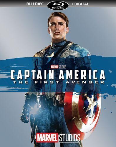 Captain America The First Avenger Includes Digital Copy Blu