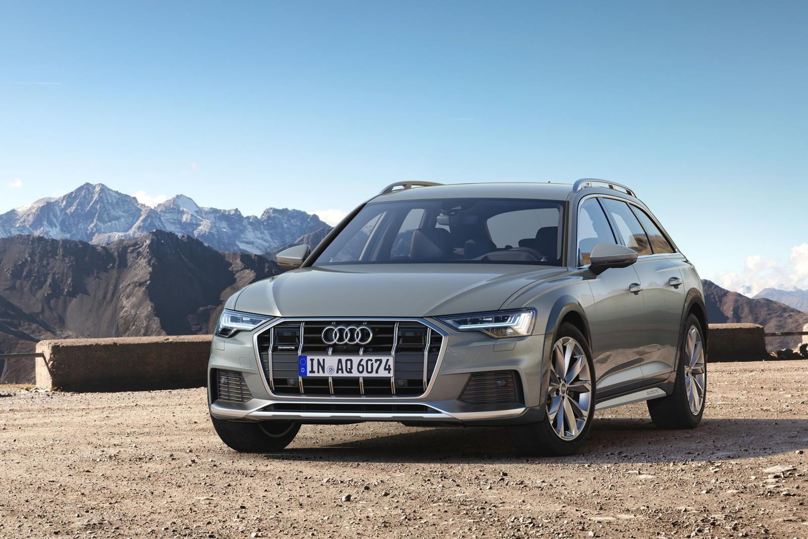 2020 Audi A6 Allroad First Look Review Sweet Wagon Revenge Bmw Are You Paying Attention Audi A6 Allroad Audi A6 Audi Allroad