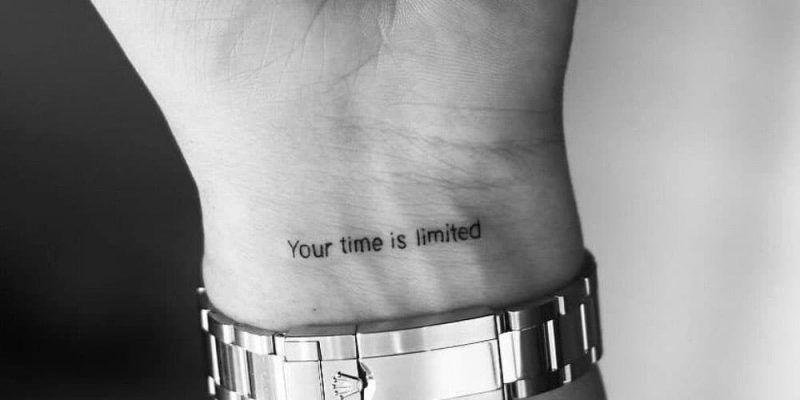 59 Best Wrist Tattoos For Men Cool Designs Ideas 2019 Guide Cool Wrist Tattoos Wrist Tattoos For Guys Tattoo Designs Wrist