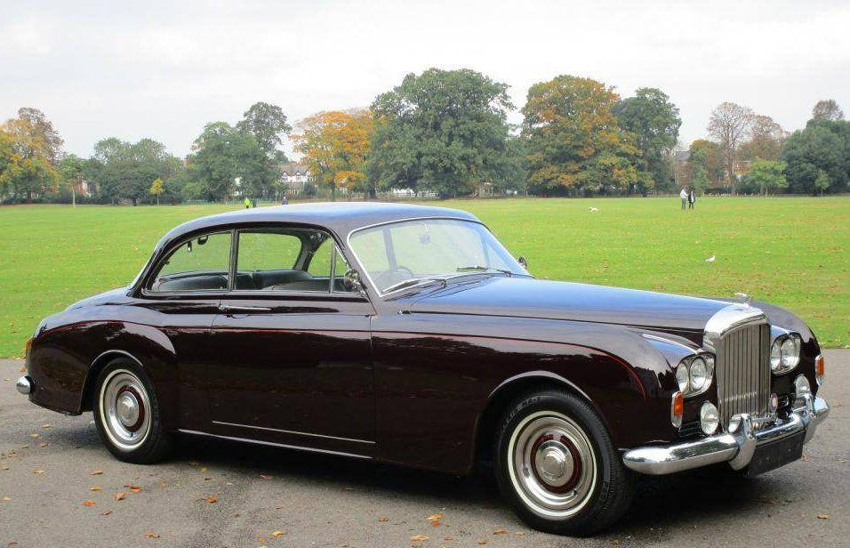 Chassis Bc12xd 1965 Two Door Saloon By James Young Design Cv150 Rolls Royce Bentley Dealership Bentley