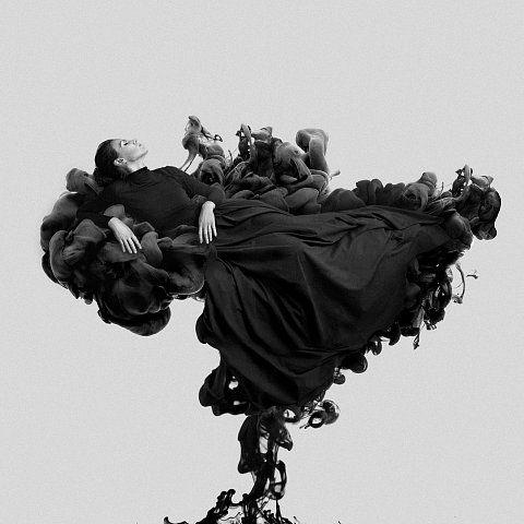 Metamorphosis. Black  ©Maria Pleshkova