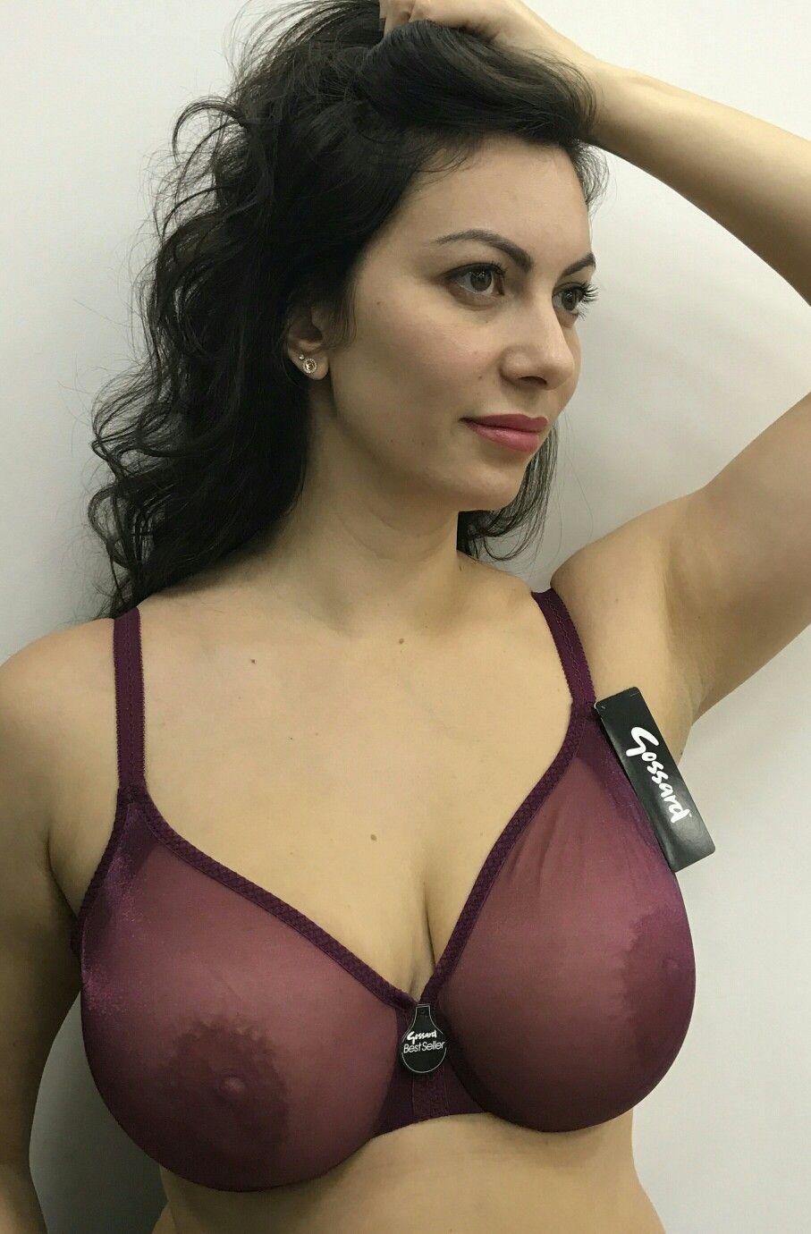 Bib boobs in bras