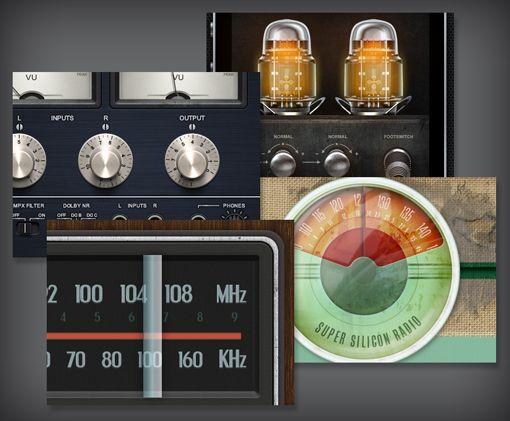 Heavy duty music gear design