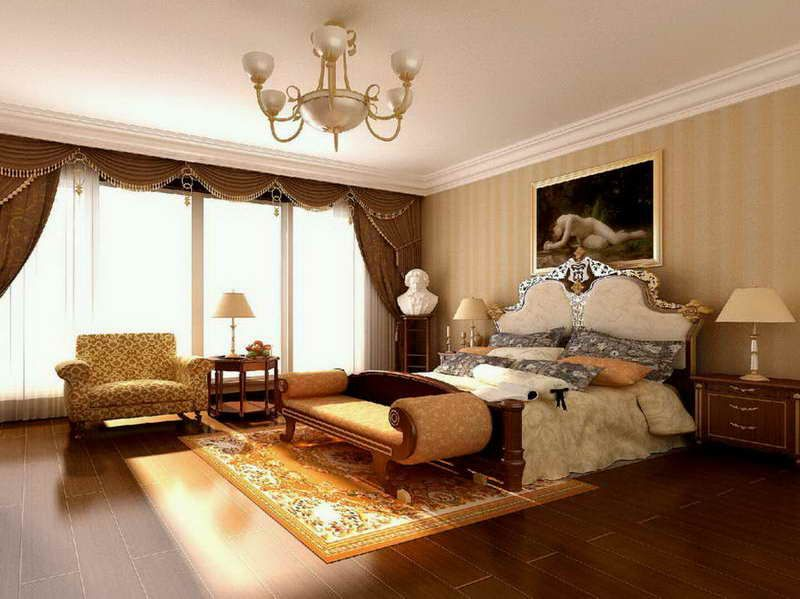 Master Bedroom Decorating Sample Ideas Simple Bedroom Decor Ideas With  Royal Design Part 79