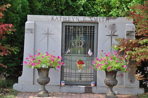 Flickr: The Celebrity graves Pool   Kate Smith