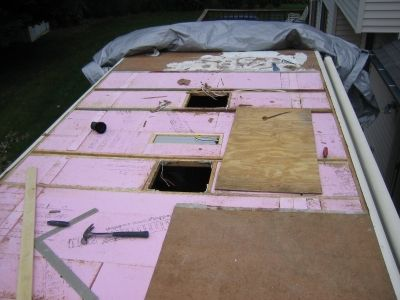 Rv Roof Replacement Materials Coating Tips Cost Roof Repair Vintage Camper Remodel Camper Trailer Remodel
