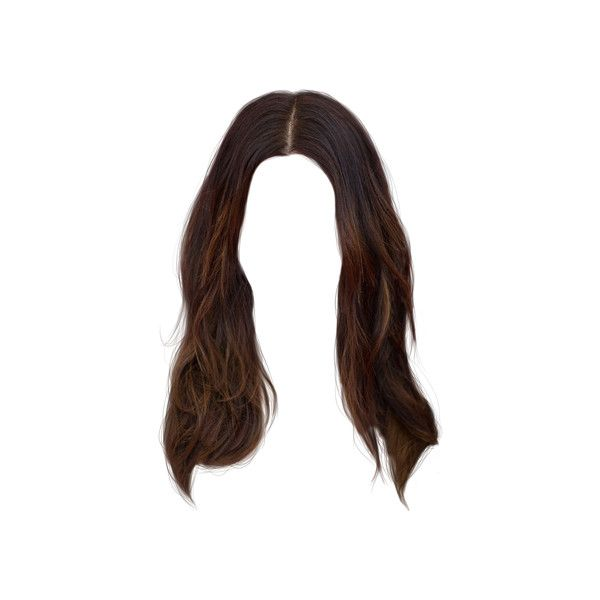 Hairstyles Liked On Polyvore Featuring Hair Doll Hair Hairstyles Brown Hair Doll Parts And Fillers Hair Styles Doll Hair Hair Accessories